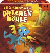 Die geheimnisvolle Drachenhöhle (Kinderspiel) Cover