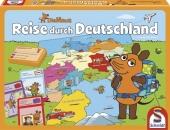 Die Maus (Kinderspiel), Reise durch Deutschland Cover