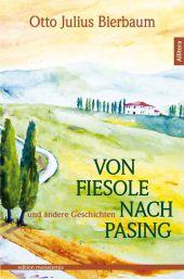 Von Fiesole nach Pasing Cover