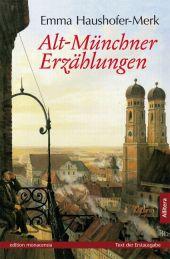 Alt-Münchner Erzählungen Cover
