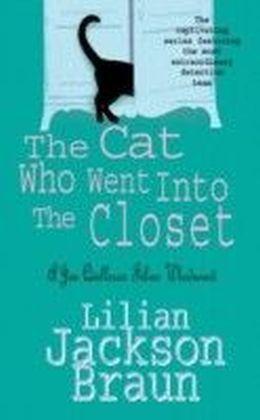 Cat Who Went Into the Closet