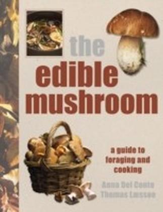 Edible Mushroom Book