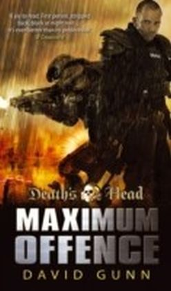 Death's Head: Maximum Offence (Death's Head 2)