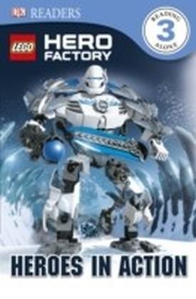 LEGO Hero Factory Heroes in Action