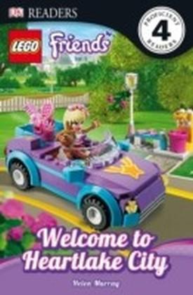 LEGO Friends Welcome to Heartlake City