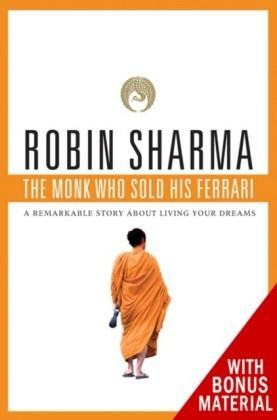 Monk Who Sold His Ferrari with Bonus Material