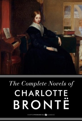 Complete Works of Charlotte Bronte: Jane Eyre, Shirley, Villette, and The P