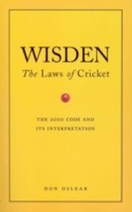 Wisden's The Laws Of Cricket