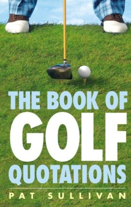 Book of Golf Quotations