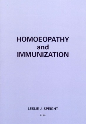 Homoeopathy And Immunization