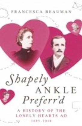 Shapely Ankle Preferr'd