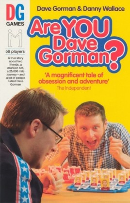 Are You Dave Gorman?