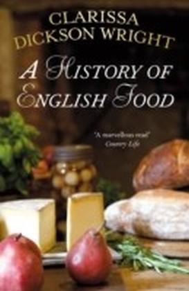 History of English Food