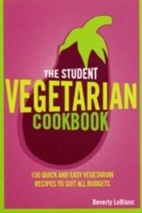 Student Vegetarian Cookbook