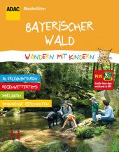ADAC Wanderführer Bayerischer Wald, Wandern mit Kindern Cover