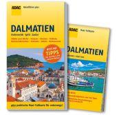 ADAC Reiseführer plus Dalmatien Cover