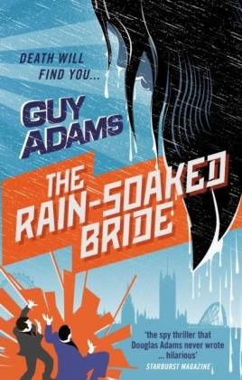Rain-Soaked Bride