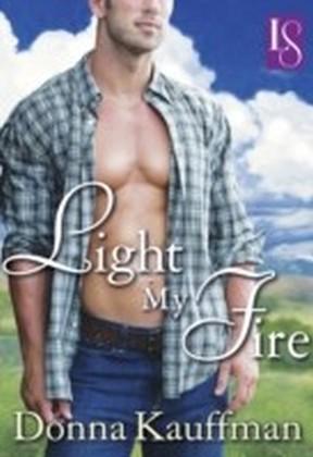 Light My Fire (Loveswept)