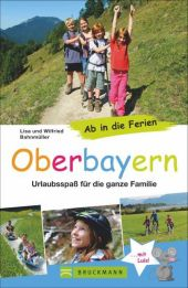 Ab in die Ferien - Oberbayern Cover