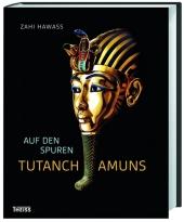 Auf den Spuren Tutanchamuns Cover
