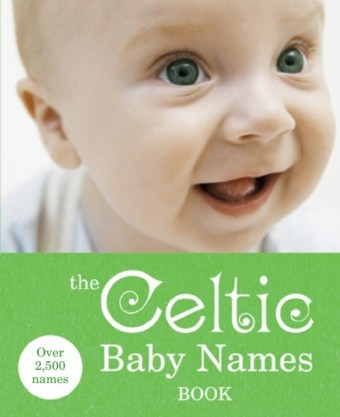 Celtic Baby Names Book