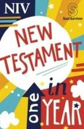 NIV Soul Survivor New Testament in One Year