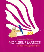 Monsieur Matisse und seine fliegende Schere Cover