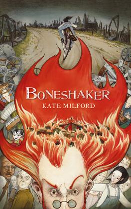 Boneshaker, Deutsche Ausgabe
