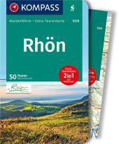 KOMPASS Wanderführer Rhön, m. 1 Karte Cover