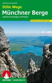 Rother Wanderbuch Stille Wege Münchner Berge Cover