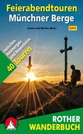 Rother Wanderbuch Feierabendtouren Münchner Berge Cover
