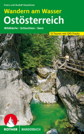 Rother Wanderbuch Wandern am Wasser Ostösterreich