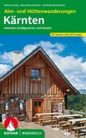 Rother Wanderbuch Alm- und Hüttenwanderungen Kärnten