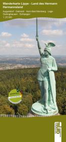 Wanderkarte Nordrhein-Westfalen Hermannsland