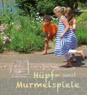 Hüpf- und Murmelspiele Cover