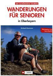 Wanderungen für Senioren in Oberbayern Cover