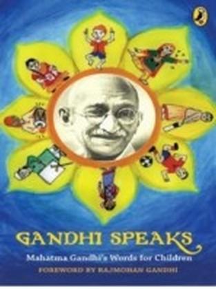 Gandhi Speaks to Children