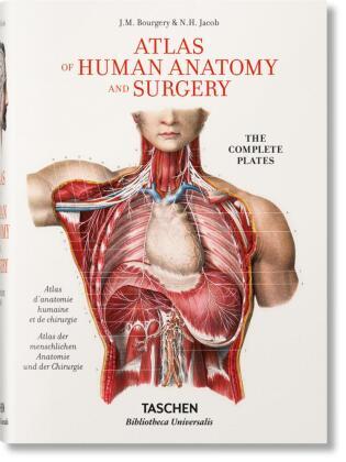 Atlas der menschlichen Anatomie und der Chirurgie / The Complete ...