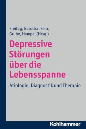 Depressive Störungen über die Lebensspanne