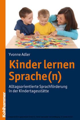 Kinder lernen Sprache(n)