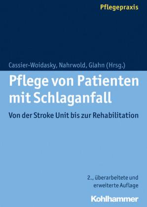 Pflege von Patienten mit Schlaganfall