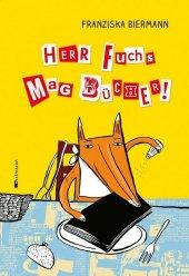 Herr Fuchs mag Bücher Cover