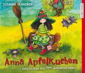 Anna Apfelkuchen - Geschichten aus dem Ganzanderswald, 3 Audio-CDs Cover