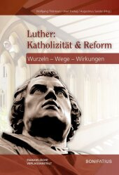 Luther: Katholizität & Reform Cover