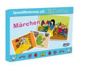 """Sprachförderung mit Bildkarten """"Märchen"""" Cover"""