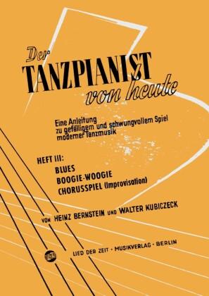 Der Tanzpianist von heute III