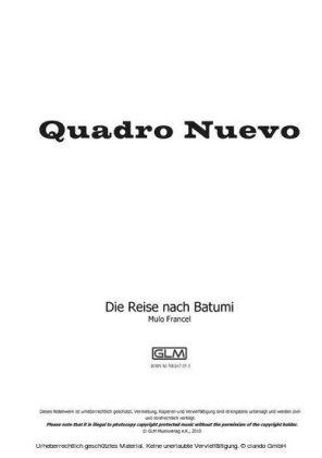 Die Reise nach Batumi