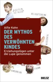 Der Mythos des verwöhnten Kindes Cover
