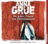 Die guten Frauen von Christianssund, 6 Audio-CDs Cover