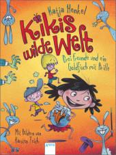 Kikis wilde Welt - Drei Freunde und ein Goldfisch mit Brille Cover